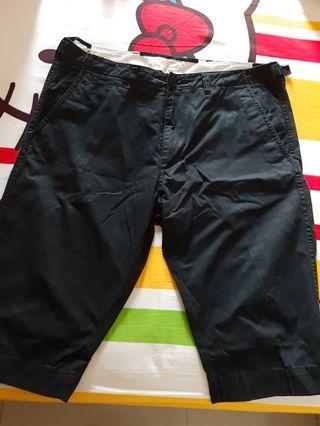 Celana Pendek Chocoolate Hitam