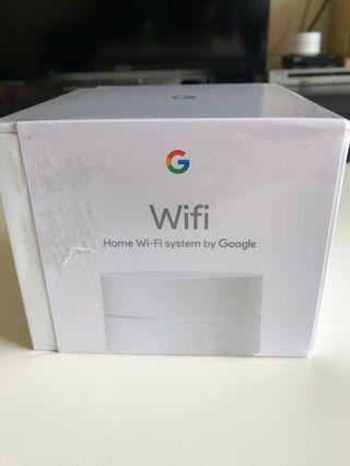 Goggle Wifi Single Unit