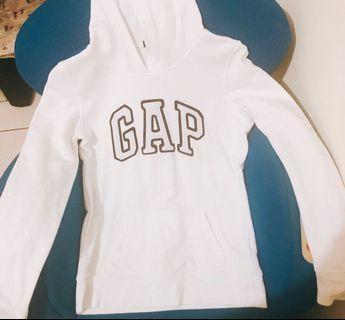 🚚 正版Gap 白色帽t