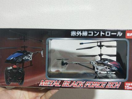 Remote Control Helicopter.