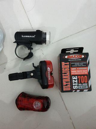 Roadbike lights