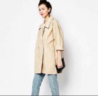 BNWT Monki Oversized Coat