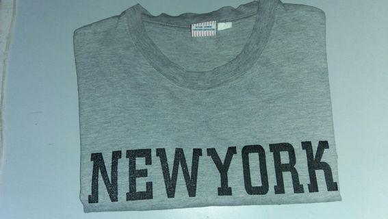 t shirt new york