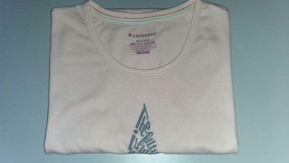 T-shirt converse (Ladies)