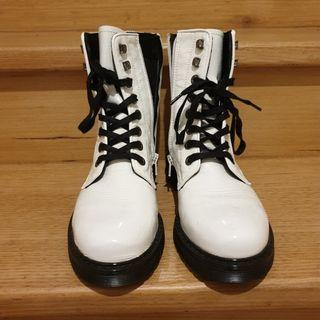 WINDSOR SMITH White Boots 37