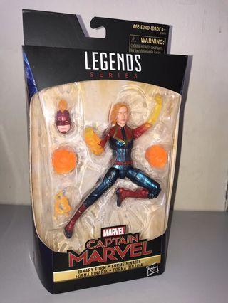 Captain Marvel (binary form)