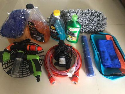 Assorted Car Accessories
