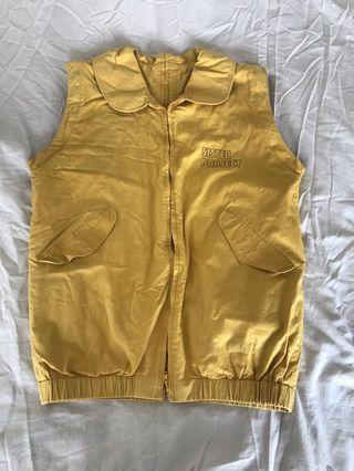 Vintage Sister Project Wool Vest