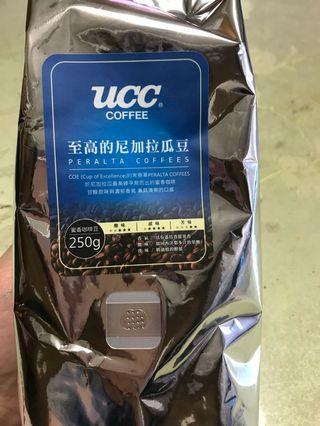 UCC咖啡豆