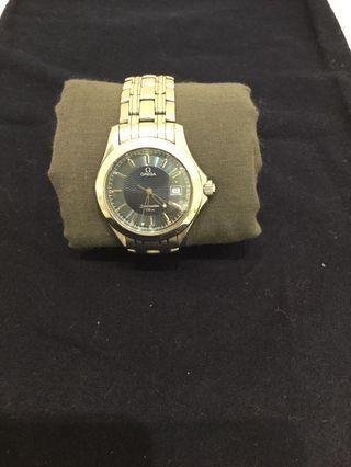 Omega Seamaster 120m Quartz Vintage Watch
