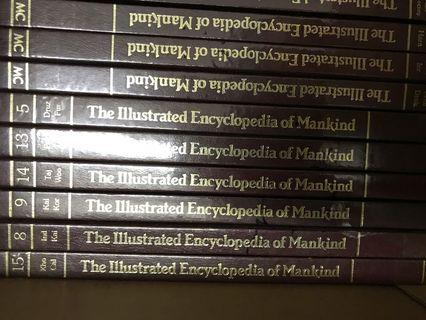 The illustrated encyclopedia of mankind