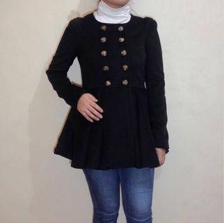Wool Army Dress Coat