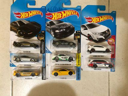 Hotwheels Honda