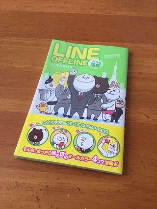 Line Offline 圖鑑 *日文