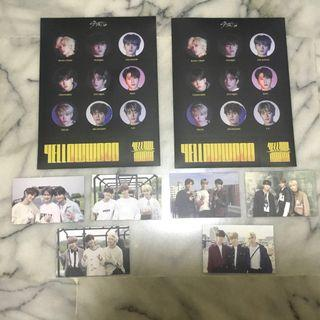 stray kids limited ver cle 2 yellow wood