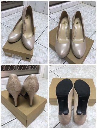 🚚 🐰出清🐰婚禮高跟鞋出清 氣質優雅百搭婚鞋