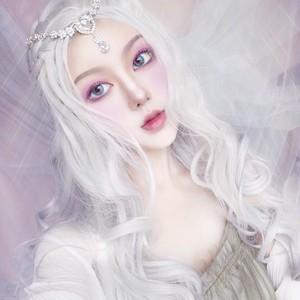 🚚 含運)銀白假髮
