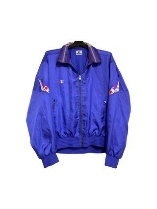 Champion紫色運動外套