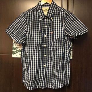 Hollister 短袖裇衫(100% new)