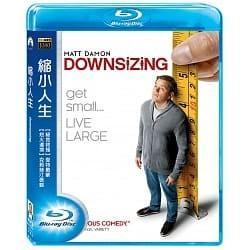 縮小人生 (藍光2BD)  Downsizing