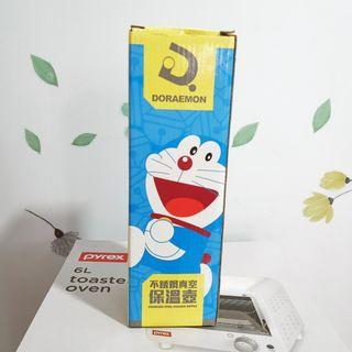 ✨全新 Doraemon 哆啦A夢 不鏽鋼真空保溫壺 瓶