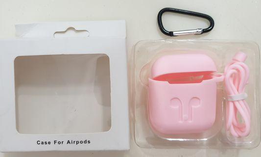 BNIB- Pink Airpod Case