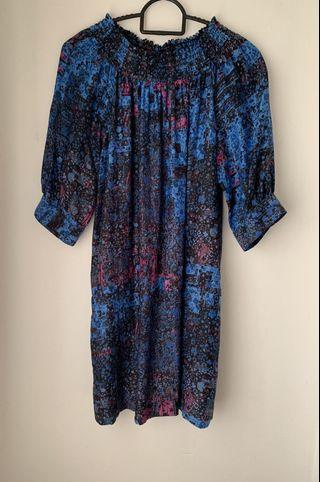 🚚 DKNY Jeans Silk Dress