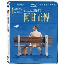 阿甘正傳 單碟鐵盒巧克力版 (藍光BD)  Forrest Gump 1 Disc Chocolate Steelbook
