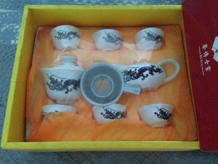Chinese Tea Set from Beijing