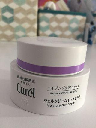 Curel anti aging moisture gel cream