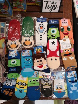 Cartoons Socks