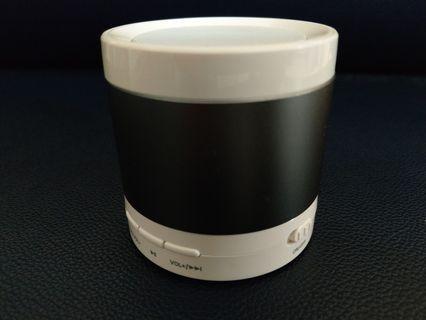 藍芽喇叭(銀灰色)speaker