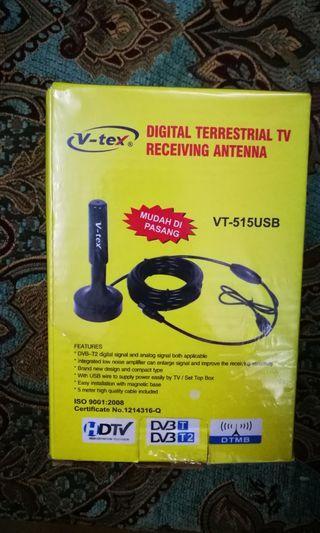 DIGITAL INDOOR ANTENNA DVB-T2