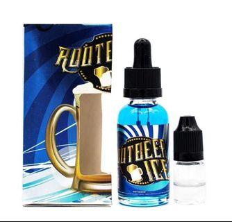 100% Original Root Beer Ice/ Black Ice/ Pink Ice Salt 10ml Freebase