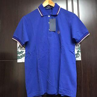 Fred Perry Polo Shirt (100% new)