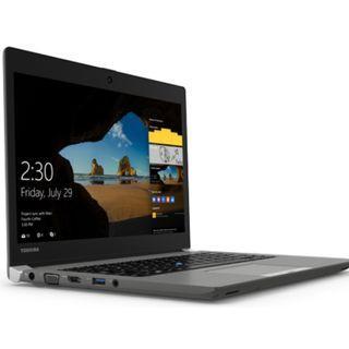 Toshiba Portege Z30-A 13.3 inch Laptop i5 16GB RAM 256GB SSD Windows 10 + Free Gifts!