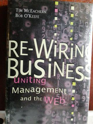 Re- Wiring Business, tim mceachern