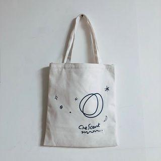 [PO] Ulzzang Canvas Tote Bag