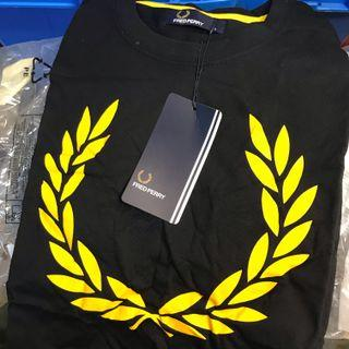 Fred Perry Tee(100% new)
