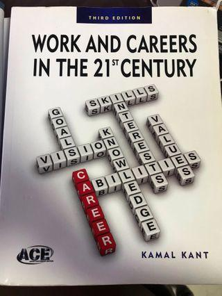🚚 Work and Careers in the 21st Century