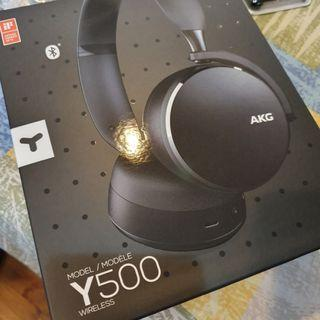 AKG Y500 Wireless Headphones