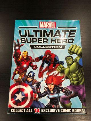 Ultimate Super Hero Collection