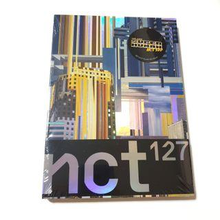 [INSTOCK] NCT 127 WE ARE SUPERHUMAN