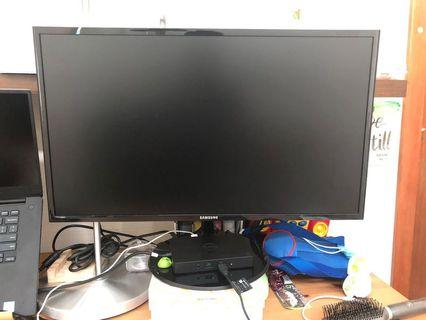 Samsung 27 inch full HD monitor screen S27F350FHE