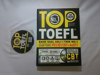 Buku Top No 1 TOEFL
