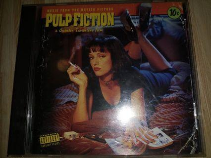 Pulp Fiction OST CD