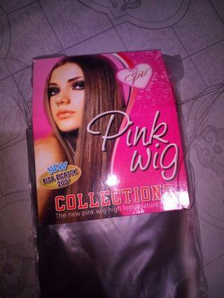 Hairclip pink wih