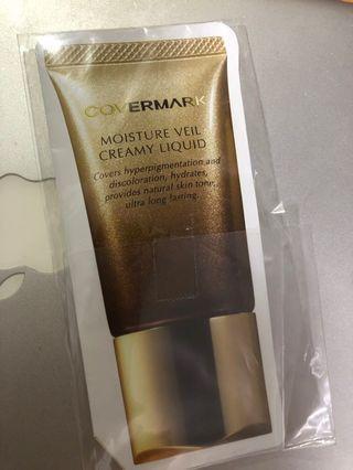 Covermark moisture veil creamy liquid