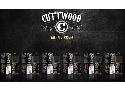 100% Original Cuttwood USA Salt 30ml Boss Reserve Unicorn Milk