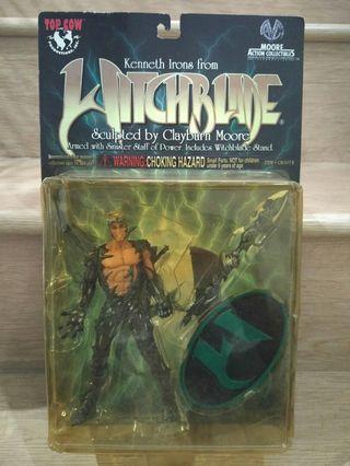 Witchblade Kenneth Iron 1998   #Carouselland
